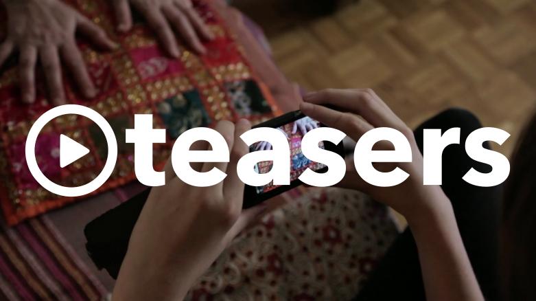 Découvre et partage nos teasers!